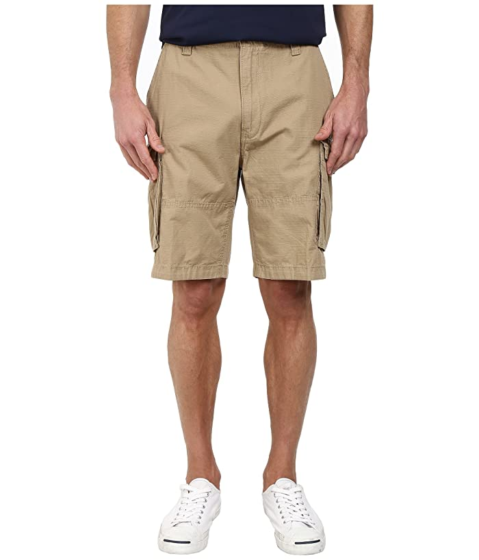 Nautica Ripstop Cargo Shorts (Tuscan Tan) Men
