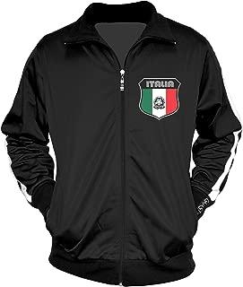 Men's Italian Pride, Italia Italy Track Jacket