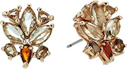 Vince Camuto - Stone Cluster Stud Earrings