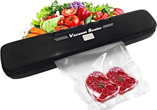 Vacuum Sealer Machine, Automatic Vacuum Air Food Sealing...