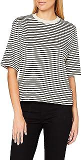 Marc O'Polo Women's 6209052241 Long Sleeve Top