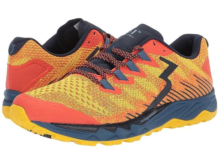 361 Degrees  Yushan (Blaze/Midnight) Mens Shoes
