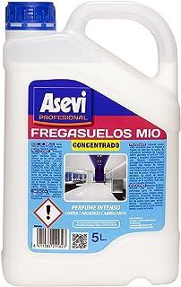 Asevi Profesional 21162 - Fregasuelos mio concentrado, 5 l,