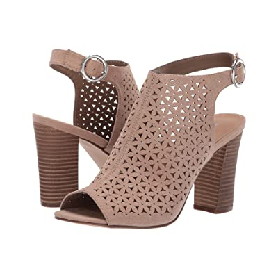 Madden Girl Bloom (Taupe Fabric) Women