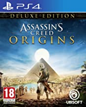 Assassin's Creed Origins PlayStation 4 by Ubisoft -Delux Edition