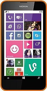 Nokia Lumia 635 - Smartphone libre Windows Phone (pantalla 4.5