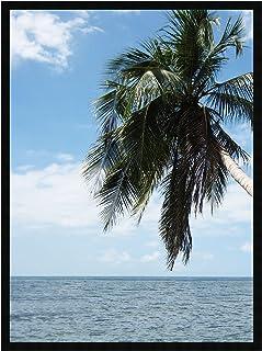 Avec Acrylique-verre antireflet bois massif Fw23 Bois Véritable Cadre Photo 32 x 24 cm