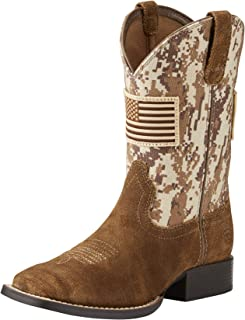 Kids' Patriot Western Cowboy Boot