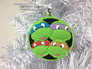 Best ninja turtle christmas ornaments Reviews