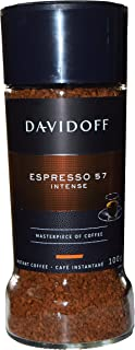 Davidoff Café Espresso 57 Instant Coffee, 3.5-Ounce Jars (Pack of 2)