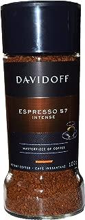 Davidoff Café Espresso 57 Instant Coffee, 3.5-Ounce Jars (Pack of 2)