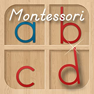 Montessori Movable Alphabet - Build Words and Phrases - A Montessori Approach to Language
