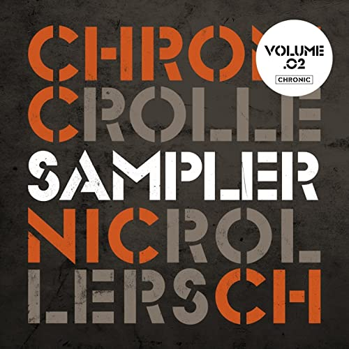 Chronic Rollers, Vol  2 (Album Sampler) by Various artists