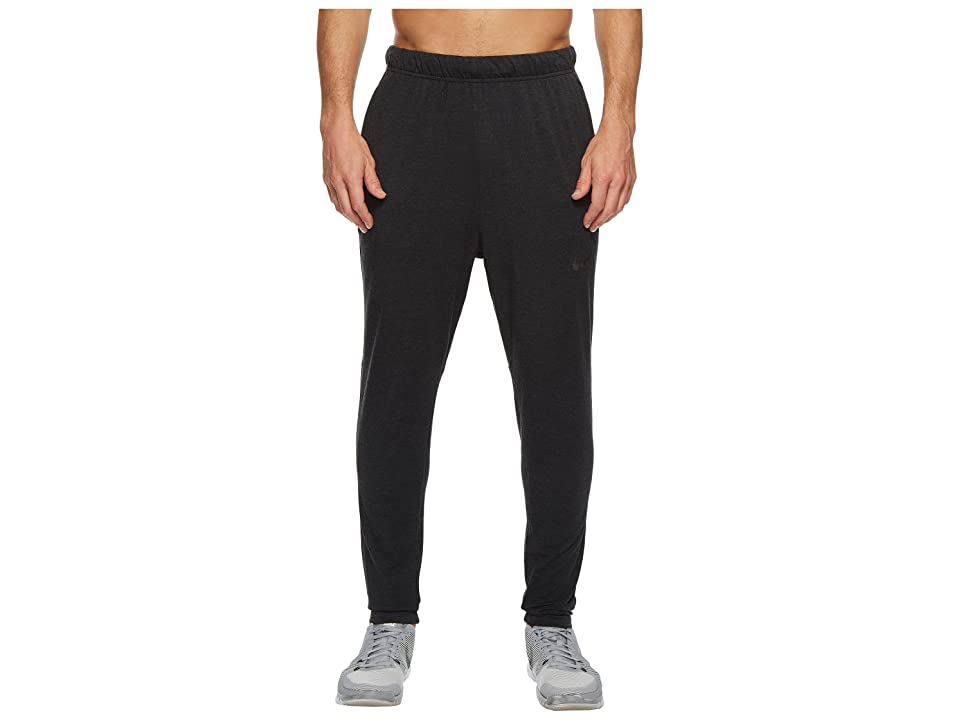 Nike Dry Training Pant (Black/Black/White/Metallic Hematite) Men