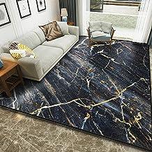 Nordic Carpet,Vintage Carpet, Material,Non-Slip/Waterproof Blanket,Marble Printed Rugs,Foot Pad Bathroom/Children's Room/L...