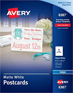 Best avery labels for postcards Reviews