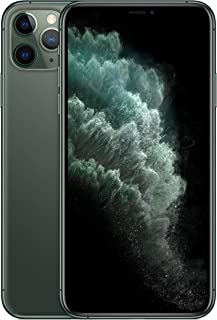 Apple iPhone 11 Pro Max without FaceTime - 256GB, 4G LTE, Midnight Green