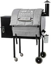 Traeger BAC344 22 Series BBQ Grill Insulation Blanket for Winter Cooking