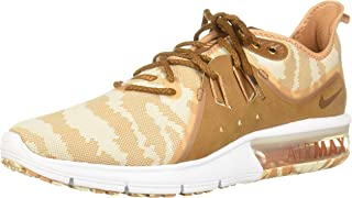NIKE Men's Air Max Sequent 3 PRM CMO Low-Top Sneakers