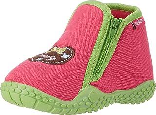 Playshoes 女童 Country 低帮便鞋,粉色(18 只装)