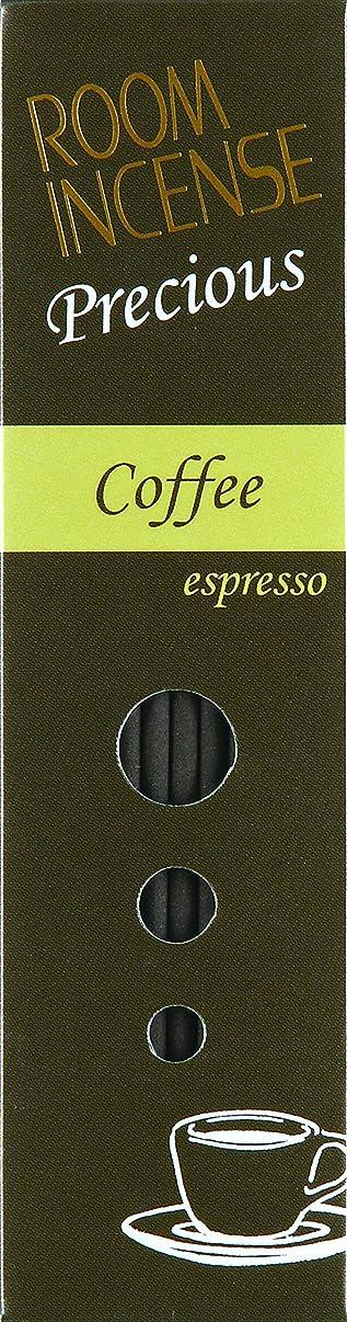 先行するジュースフルーティー玉初堂のお香 ルームインセンス プレシャス Coffee espresso スティック型 #5516