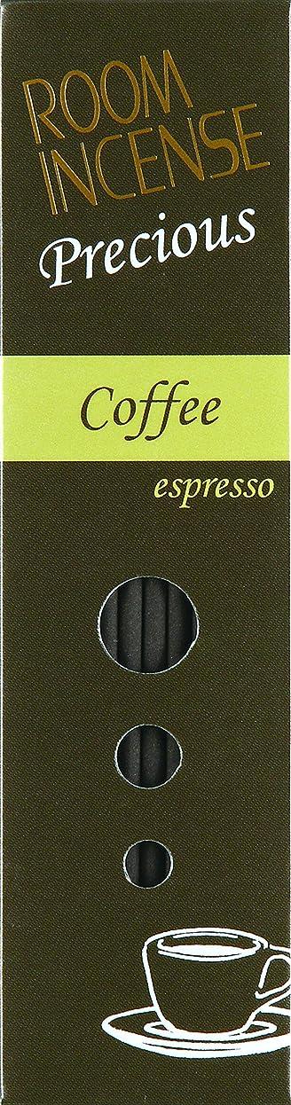 業界敬の念番目玉初堂のお香 ルームインセンス プレシャス Coffee espresso スティック型 #5516