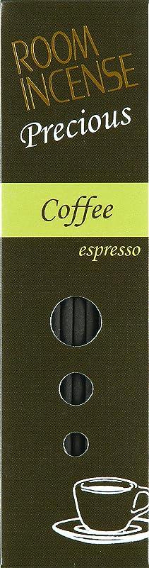 ボトル郊外光景玉初堂のお香 ルームインセンス プレシャス Coffee espresso スティック型 #5516