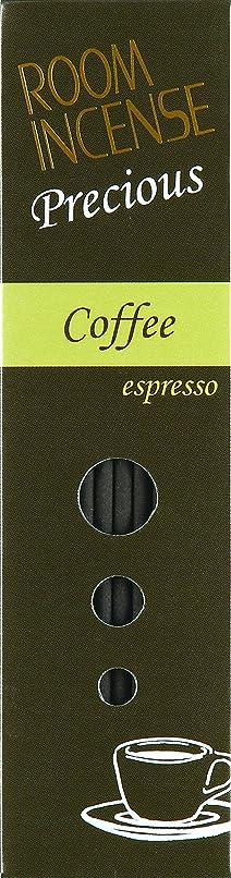 西シールアナロジー玉初堂のお香 ルームインセンス プレシャス Coffee espresso スティック型 #5516