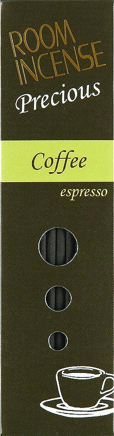 ブランク修理工該当する玉初堂のお香 ルームインセンス プレシャス Coffee espresso スティック型 #5516