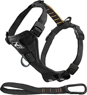 Kurgo Dog Harness | Pet Walking Harness | Car Harness for Dogs | Front D-Ring for No Pull..
