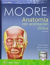 Anatomía con orientación clínica (Spanish Edition