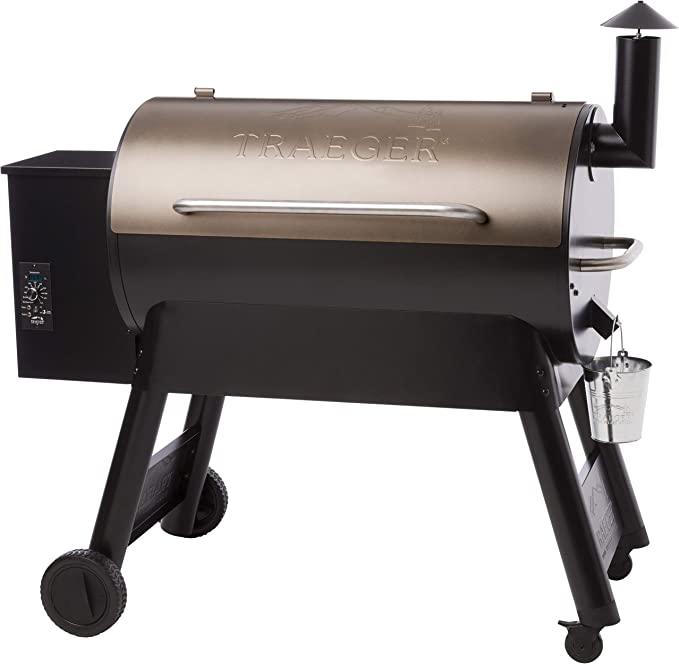 Traeger Grills TFB88PZBO Pro Series 34 Pellet Grill and Smoker – Best Pellet Smoker And Grill