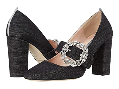 SJP by Sarah Jessica Parker Celine (Black Denim) Women