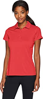 Champion Women's Short Sleeve Vapor Performance Polo