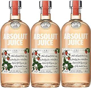Absolut Strawberry Juice Edtion 0,5 Liter 35% Vol.