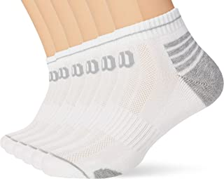 Wilson Men's Low Cut Socks (Pack of 6)