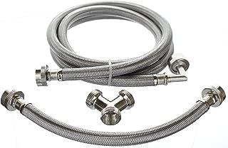 steam dryer connection kit