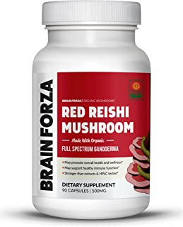 reishi mushroom pcos