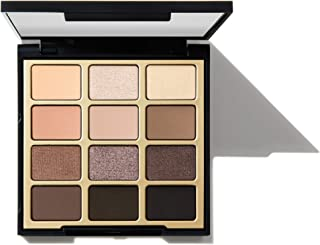 (Soft & Sultry) - Milani Soft & Sultry Eyeshadow Palette (.1420ml) 12 Cruelty-Free Smoky Matte & Metallic Eyeshadow Colours for Long-Lasting Wear