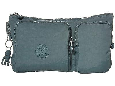 Kipling Presto Up Waistpack (Light Aloe) Handbags