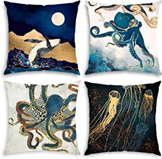 Bjyhiyh Decorative Throw Pillow Covers