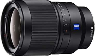 Sony SEL35F14Z Distagon T FE 35mm f/1.4 ZA Standard-Prime Lens for Mirrorless Cameras (Renewed)