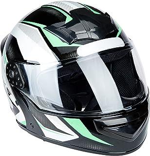 Capacete Escamoteável Mixs Gladiator Neo 58 Verde