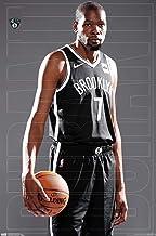 "Trends International NBA Brooklyn Nets - Kevin Durant, 14.725"" x 22.375"", Premium Unframed"