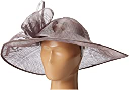 DRS1015 Derby Asymmetrical Fascinator Hat