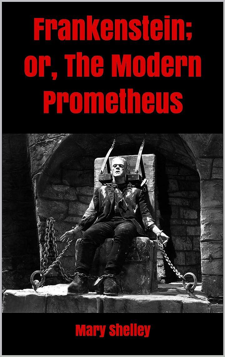 タオル可塑性槍Frankenstein; or, The Modern Prometheus (English Edition)