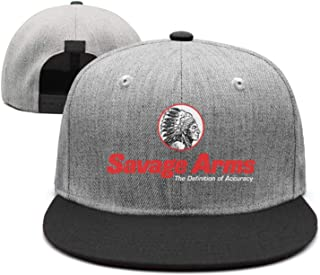 Savage-arm-Logo- Snapback Cap Classic Mesh Relaxed