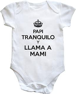 HippoWarehouse Mi Patronus es mi Tito body bodys pijama ni/ños ni/ñas unisex