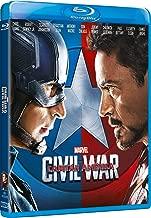 Marvel Capitán América: Civil War [BLU-Ray] las mejores peliculas de la historia