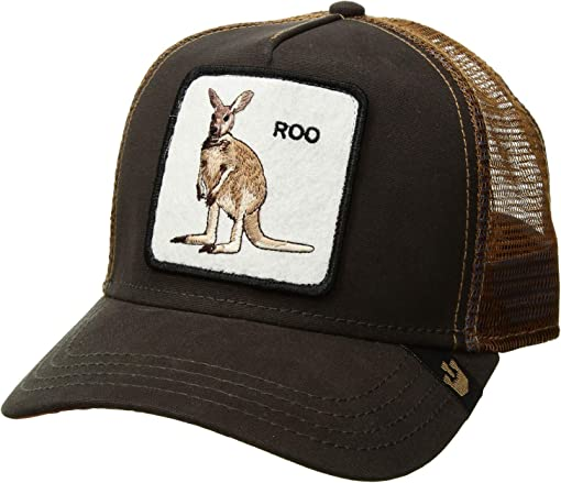 Brown Roo